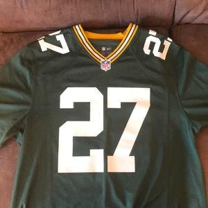 Eddie Lacy Green Bay Packers Nike Jersey